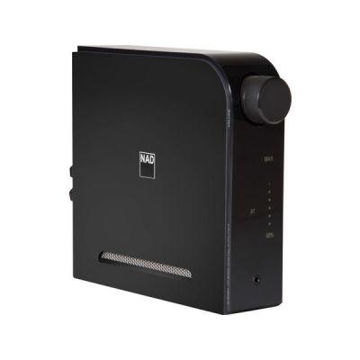 image NAD D 3020 Amplificateur numérique Bluetooth Hifi noir