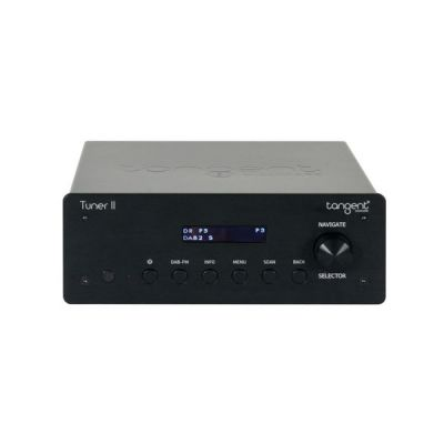 image Tangent Tuner II Tuner Audio Noir 110-240 V 0,5 W 195 mm 194 mm 70 mm