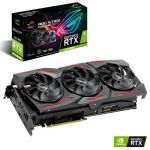 Carte Graphique Asus ROG Strix Nvidia GeForce RTX 2070S Advanced 8G Gaming - livrable en France