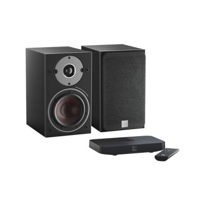 image Dali Oberon 1 C Noir + Sound Hub Compact