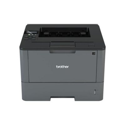image produit Brother HL-L5100DN Imprimante laser | Monochrome | A4 | PCL6 | Impression recto-verso | Connexion Ethernet - livrable en France