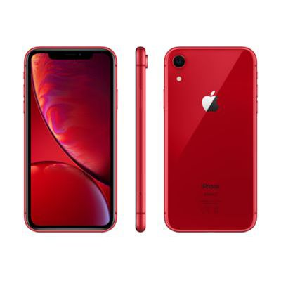 image Apple iPhone XR (128 Go) Rouge