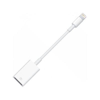 image Adaptateur pour appareil photo Lightning vers USB Apple
