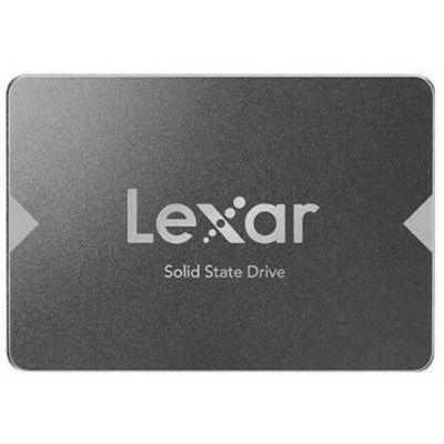 image Lexar SSD interne 512Go NS100 2.5 SATA3 SSD 520Mo/s