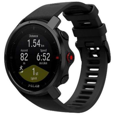 Polar Grit X - Montre altimètre GPS avec Boussole Robuste, Résistante, Conforme aux Normes Militaires - Conçue pour les Sports Outdoor: Randonnée, Trail, VTT - Batterie à Autonomie Prolongée