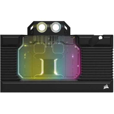image Waterblock pour Carte Graphique CORSAIR Hydro X Series XG7 RGB 30-Series Founders Edition (3080) - Capable d'accueillir NVIDIA GeForce RTX (3080) - Construction en cuivre nickelé