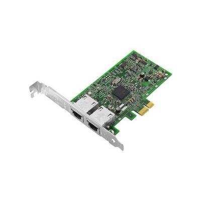 image Lenovo ThinkSystem NetXtreme by Broadcom - Adaptateur réseau - PCIe 2.0 x4 Profil Bas - Gigabit Ethernet x 2 - pour ThinkAgile VX 1SE Certified Node, ThinkAgile VX1320 Appliance, ThinkSystem SR250, S