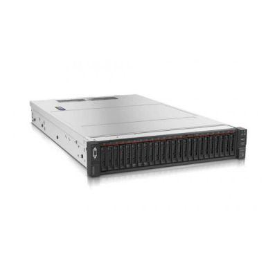 image Lenovo ThinkSystem SR650 Xeon Silver 4208 8C 2.1GHz 85W 16Go 2Rx8 SW RD 1x750W XCC Enterprise