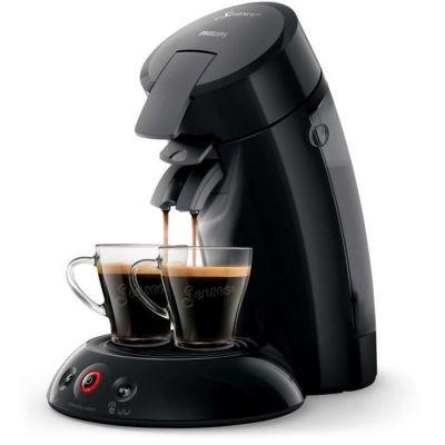 image Philips HD6554/61 Machine à Café à Dosettes Senseo Original Noir 0, 75 Litre