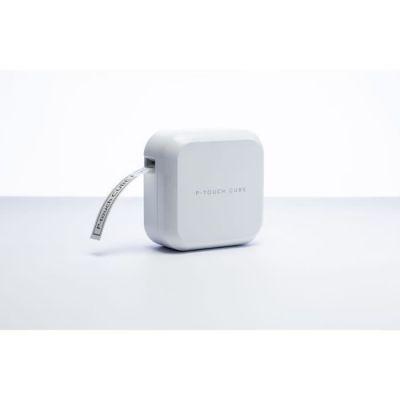 image Brother PT-P710BTH imprimante d'étiquettes rechargeable Bluetooth| P-touch CUBE Plus | jusqu'à 24 mm