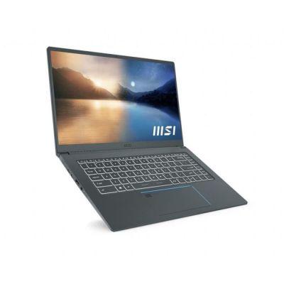 image PC Portable Gamer - MSI Prestige 15 A11SCS-077FR - 15,6- FHD - Core™ i7-1165G7 - 16Go - 1To SSD - GTX 1650 Ti Max-Q - W10 - AZERTY
