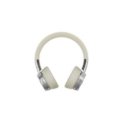 image Lenovo Casque Yoga ANC Beige SS Fil Suppression Active du Bruit 800mAh Bluetooth 5.0 10m Cordon USB 1.3m Étui de Transport GXD0U47643