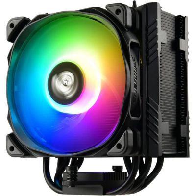 image Enermax - ETS-T50A-BK-ARGB - Ventirad 230W TDP pour Intel / AMD Ryzen (noir)