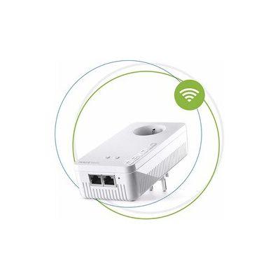 image Devolo Magic 1 WiFi : Adaptateur CPL pour un WiFi ac dans Toute la Maison via le Réseau électrique, WiFi Mesh, Idéal pour le Télétravail et le Streaming