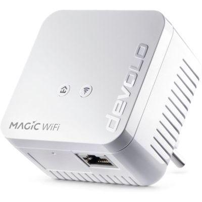 image Devolo Magic 1 Wifi Mini : Adaptateur CPL Compact, Idéal pour le Télétravail et le Streaming