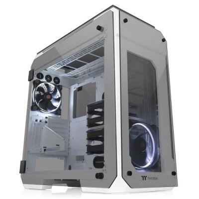 image Thermaltake CA-1I7-00F6WN-00 Boîtier pour PC Blanc