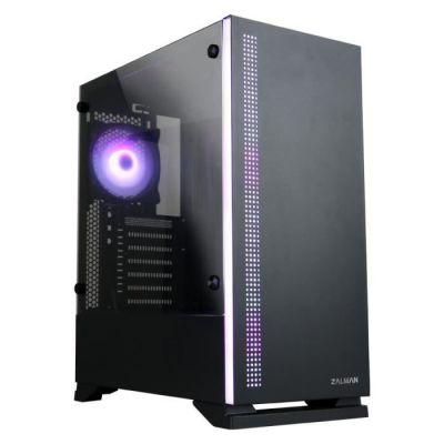 image Zalman Boitier Moyen Tour ATX S5 RGB avec Panneaux vitrés (Noir)