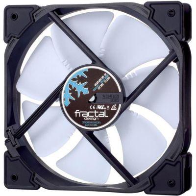 image Fractal Design Venturi HP-12 PWM Boitier PC Ventilateur 12 cm Noir, Gris