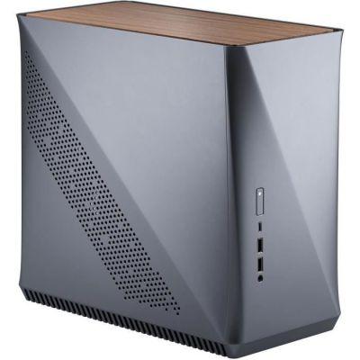 image Fractal Design BT-Fractal Era ITX Titanium Gray/Noyer FD-CA-Era-ITX-GY 1798 Boitier PC