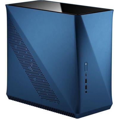 image Fractal Design BT-Fractal Era ITX BleuCobalt TG FD-CA-Era-ITX-BU 1811 Boitier PC