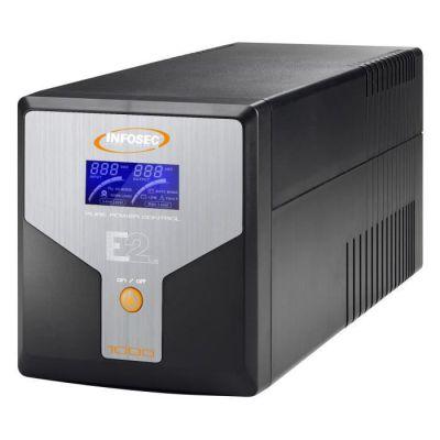 image Infosec E2 LCD Onduleur 1000 VA