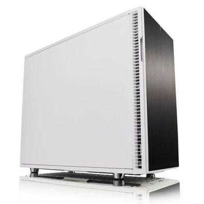 image Fractal Design Define R6 USB-C Midi Tower Blanc
