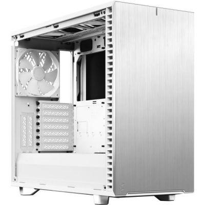 image Boitier PC Fractal FRACTAL Design Define 7 Blanc Solid ( avec panneaux insonorisés en acier, 3 ventilateurs 140 mm)