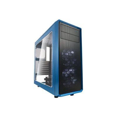image Fractal Design Focus G Midi Tower Noir, Bleu