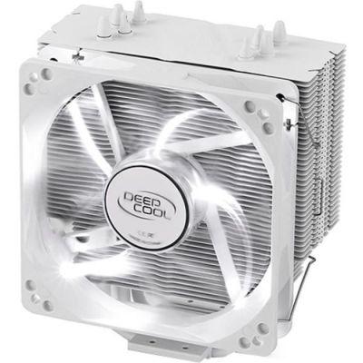 DEEPCOOL Ventilateur pour processeur - Ventirad CPU - 1x120mm - LED Blanc