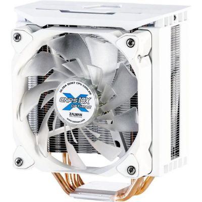 image Zalman CNPS10X OptimaII Processeur Refroidisseur 12 cm Blanc