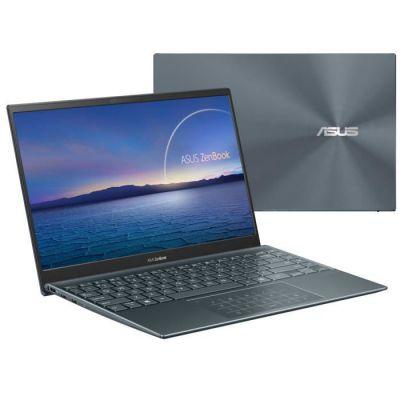 PC Portable ASUS Zenbook UX425EA-BM007T - 14- FHD - Core i7-1065G7 - RAM 16Go - NumPad - SSD 1To + Optane 32Go - Windows 10 - AZERTY