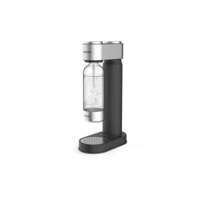 image Philips GoZero ADD4902BK/10 Machine à Soda, Sans BPA, 1 l, noir