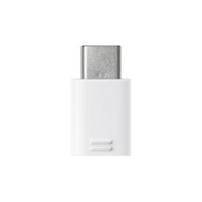 image Samsung BT-EEGN930BWE USB Type C vers Micro USB Adaptateur Blanc