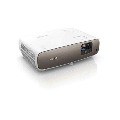 image BenQ W2700i Projecteur Home Cinema Intelligent réel 4K équipé d'Android TV avec HDR-Pro, Google Play, 95% DCI-P3 et 100% Rec.709, 2000 Lumens, HDMI