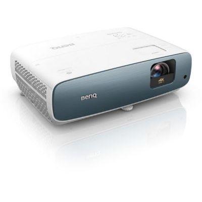 image Vidéoprojecteur domestique intelligent BenQ TK850i 4K UHD HDR-PRO alimenté par Android TV, 3000 ANSI Lumens, couverture 98% Rec.709, 3D pour les observateurs de frénésie et les sports