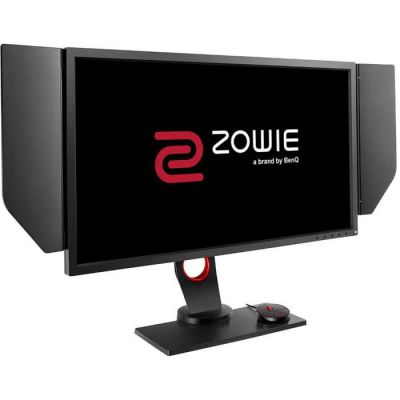 image BenQ ZOWIE XL2740 Moniteur e-sport 27 pouces 240 Hz, Black eQualizer, Support à hauteur réglable, Color Vibrance, S Switch, Compatibilité G-SYNC, Compatibilité 120 Hz PS5 et Xbox Series X