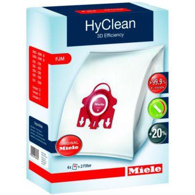 image Miele 209077 HyClean 3D Efficiency FJM Sac Aspirateur