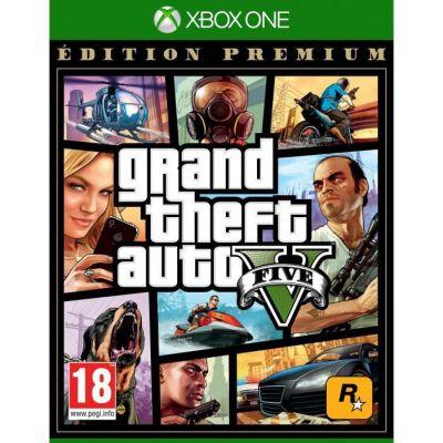 image GTA V - Edition Premium