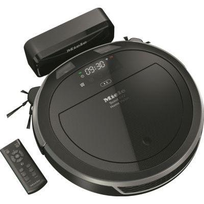 image Miele Scout RX2 Home Vision Aspirateur, 0.5 liters, Noir/Gris/Anthracite