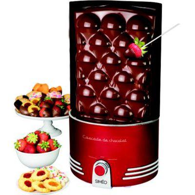 image Fontaine chocolat Simeo Retro series FCH650