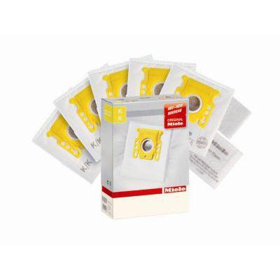 image Miele 10123260 Sacs et filtres, 1 Liter, Blanc