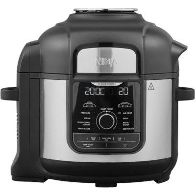 image Ninja Foodi MAX [OP500EU] Multicuiseur 9-en-1, Technologie TenderCrisp, 7,5 L, 1760W, Noir (touches et commandes du produit en anglais)