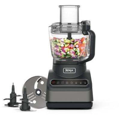image NinjaRobot Culinaire Multifonction avecAuto-iQ[BN650EU] 850W, Bol 2,1 l, Argent