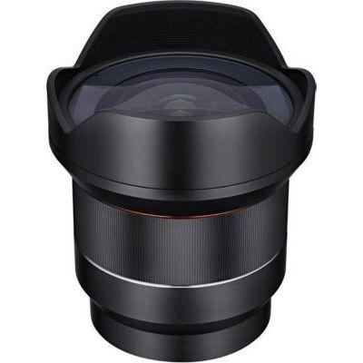 image SAMYANG AF–Objectif pour Sony FE (14mm f2.8, AS IF UMC), noir