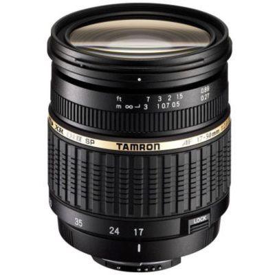 image Tamron Objectif SP AF 17-50mm F/2,8 XR Di II LD Asphérique IF - Monture Pentax