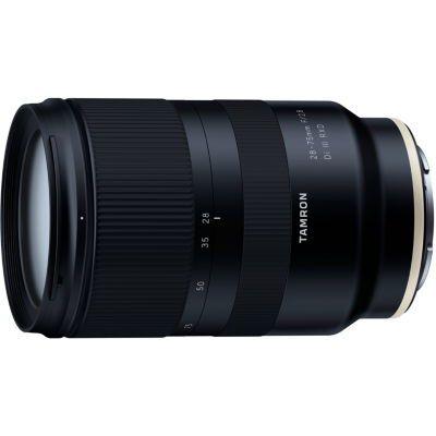 image produit Zoom TAMRON - 28-75mm F/2.8 Di III RXD - Monture Sony FE