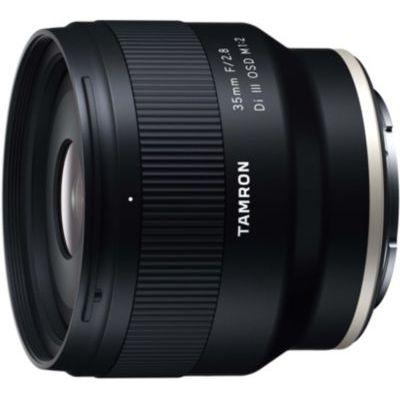 Objectif TAMRON - 35mm F/2,8 Di III OSD M1:2 - Monture Sony FE
