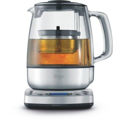 image SAGE STM800 the Tea Maker, Machine à thé automatique, 1.5 Litres/ 7 tasses, Acier inoxydable brossé