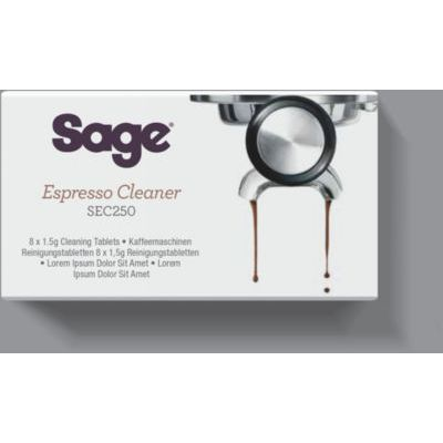 image Sage 41007798 - BEC250 Lot de 8 capsules de nettoyage pour machine à expresso