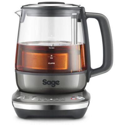 image SAGE STM700 the Tea Maker Compact, Machine à thé automatique, 1 Litre / 4 tasses, Acier inoxydable brossé